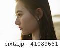 人物 女性 ポートレートの写真 41089661