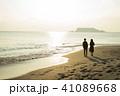 カップル 海岸 41089668