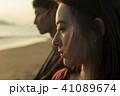 女性 男性 カップルの写真 41089674