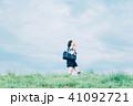 高校生 女子高生 下校の写真 41092721