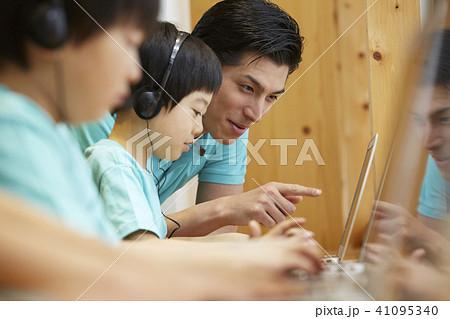 子供のワークショップ プログラマー 41095340