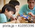 人物 子供 ワークショップの写真 41095396