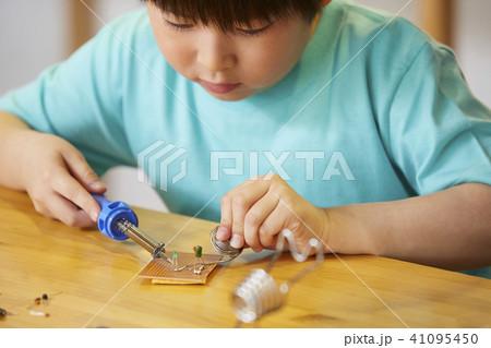 子供のワークショップ 工作 41095450