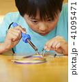 人物 子供 ワークショップの写真 41095471