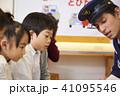 子供 男の子 交通安全の写真 41095546