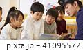子供 交通安全指導 41095572