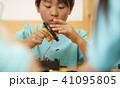 人物 子供 ワークショップの写真 41095805