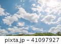 空 雲 快晴の写真 41097927