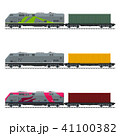 機関車 ロコ 容器のイラスト 41100382