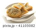 たい焼き 鯛焼き 和菓子の写真 41103082
