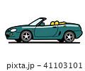 ベクター 車 自動車のイラスト 41103101