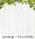 白壁 壁 新緑のイラスト 41110481