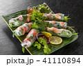 生春巻き ベトナム料理 Vietnamese variety 41110894