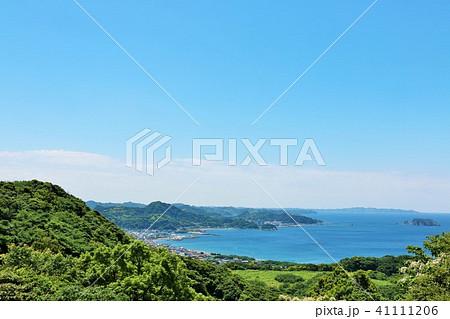 千葉県 鋸山からの風景 41111206