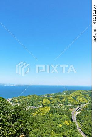 千葉県 鋸山からの風景 41111207
