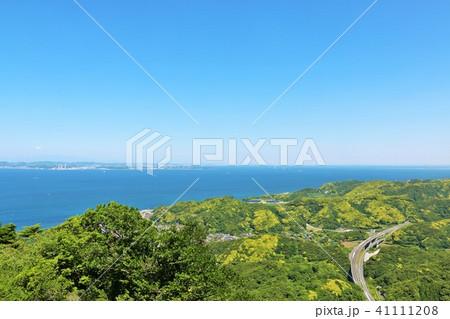 千葉県 鋸山からの風景 41111208