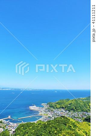 千葉県 鋸山からの風景 41111211