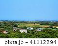 宮古島 風景 町並みの写真 41112294