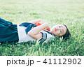 高校生 人物 女性の写真 41112902