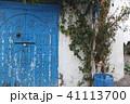 街並み 路地 扉の写真 41113700
