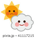 晴れときどき曇り 41117215