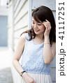 若い 女性 ポートレートの写真 41117251