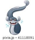 うなぎ ウナギ 鰻のイラスト 41118091