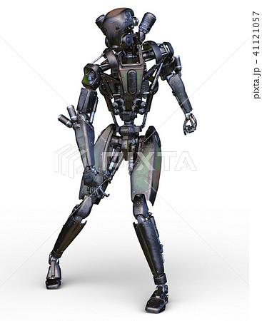 戦闘ロボット 41121057