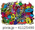 書籍 着色 ひょうきんのイラスト 41125490
