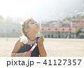 女の子 少女 子の写真 41127357