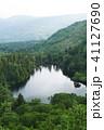 森 湖 山の写真 41127690