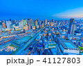 大阪 梅田 都市の写真 41127803