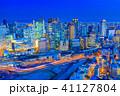 大阪 梅田 都市の写真 41127804
