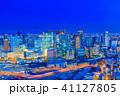 大阪 梅田 都市の写真 41127805