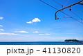 日本 神奈川 江の島 電線 Japan kanagawa enoshima 41130820