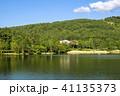 風景 山 湖の写真 41135373