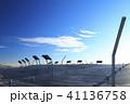 晴れ 青空 風景の写真 41136758