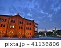赤レンガ倉庫と横濱の夜景 41136806
