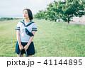 高校生 女性 女子の写真 41144895