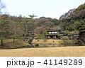 風景 三渓園 庭園の写真 41149289