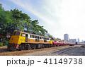 線路 鉄道 列車の写真 41149738