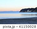 水辺風景(神奈川県、逗子市、冬) 41150028