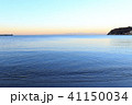 水辺風景(神奈川県、逗子市、冬) 41150034