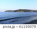 水辺風景(神奈川県、逗子市、冬) 41150070