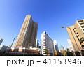 田町 浜松町 晴れの写真 41153946