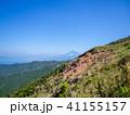 青空 山 風景の写真 41155157