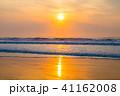 九十九里浜の日の出 (千葉県大網白里市白里海岸) 41162008
