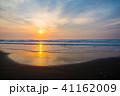 日の出 朝日 海の写真 41162009