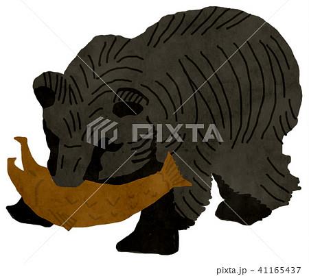 木彫り の 熊