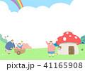 イラスト 挿絵 蝴蝶のイラスト 41165908
